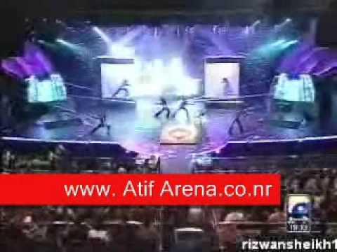 Atif aslam singing Doorie In lsa 2008