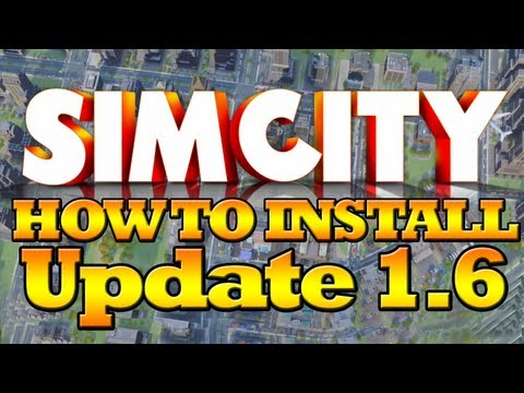 NEW HOW TO INSTALL SimCity.DRMLESS.Beta.Crack-VULPESZEDRA + Update 1.6 [HD]
