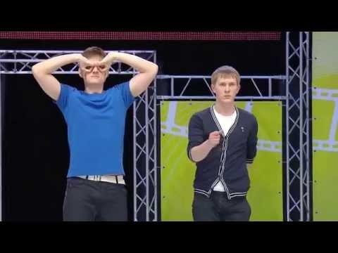 Проигрыватель г. Тамбов | Приветствие | КВН 2014 Первая лига Первая 1/8 финала