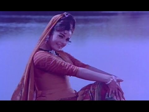 Aaj Sakhi Ri More Piya Ghar Aayere - Full Song - Ram Aur Shyam video