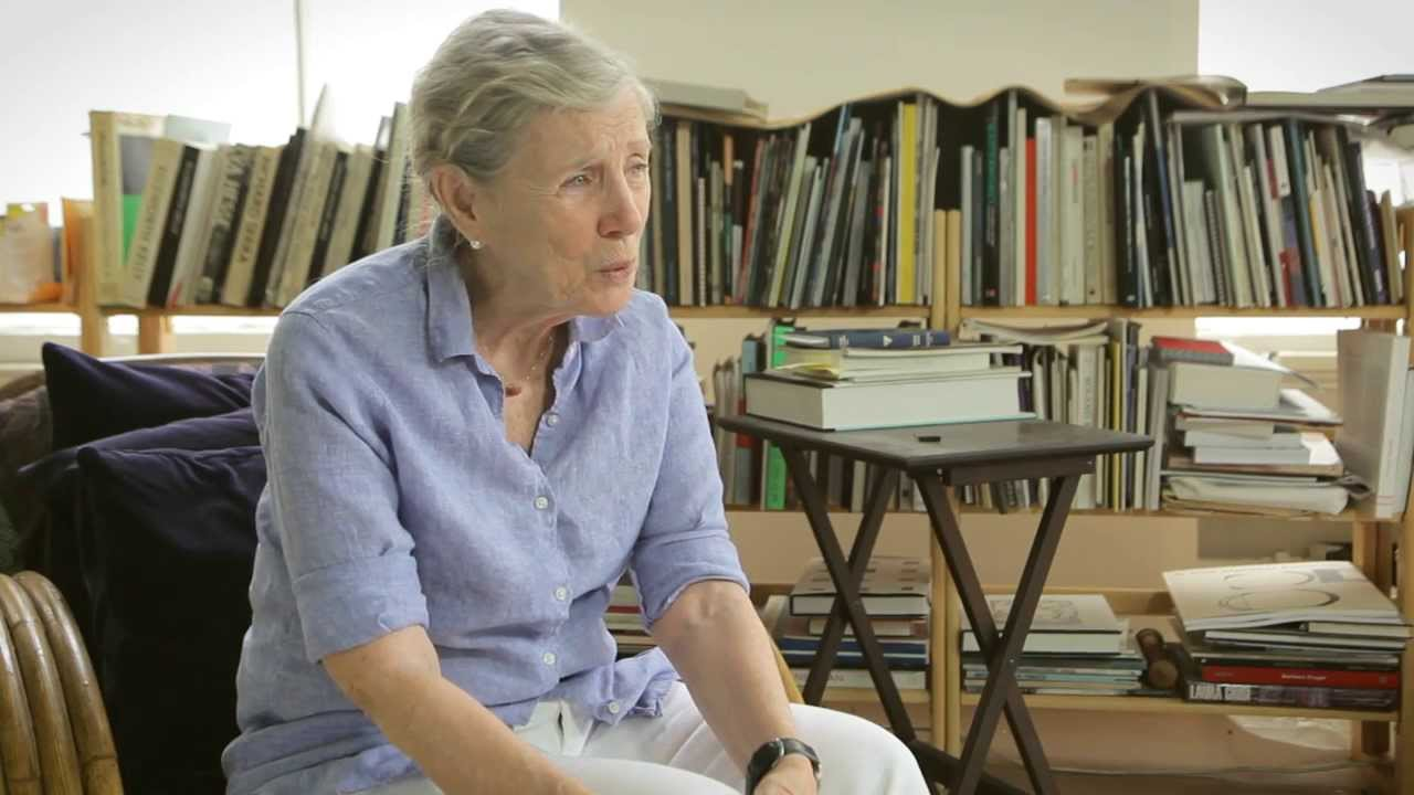 Dorothea Rockburne: Drawing Which Makes Itself - YouTube
