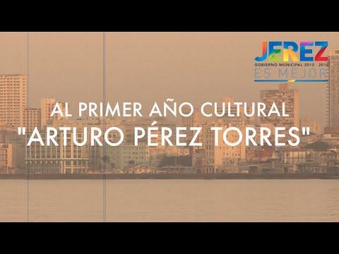Primer Año Cultural Arturo Pérez Torrez (Cuba País Invitado)
