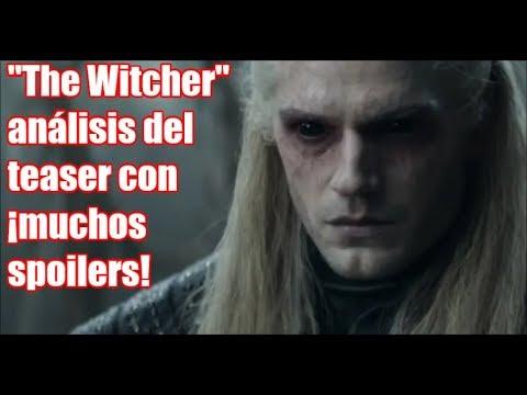 """Análisis con muchos spoilers del teaser de """"The Witcher"""" de Netflix"""