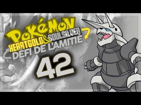 """POKEMON SOULSILVER - DEFI DE L'AMITIE - #42 """"JE PÈTE UN CABLE !"""" ft Gallious"""