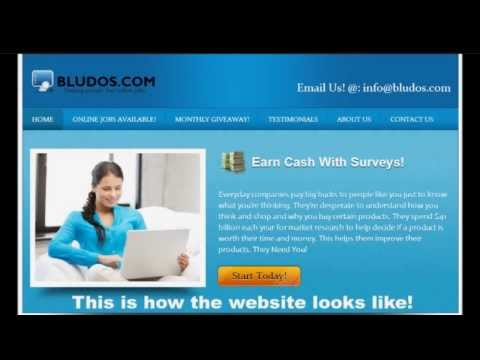 Bludos - Bludos Review - Best Legit Online Jobs