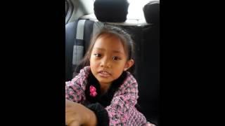 Jeslyn sings song 143