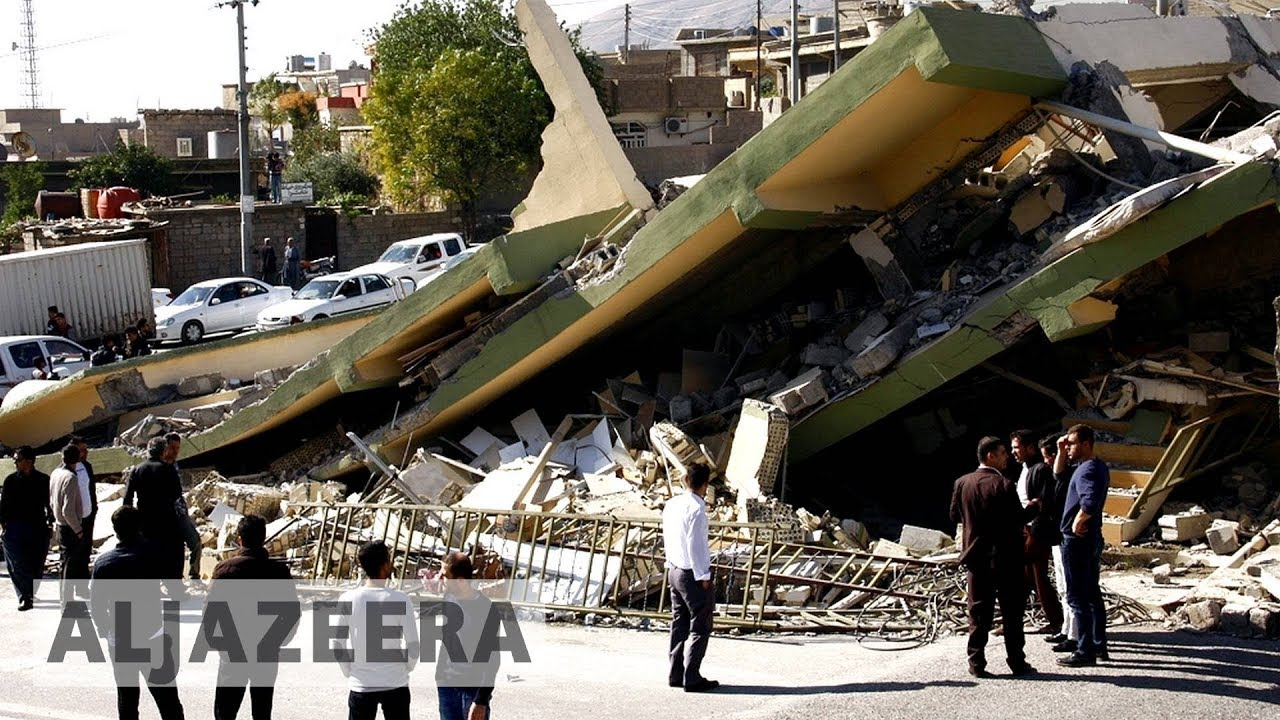 At least 387 killed, thousands injured in Iraq-Iran earthquake