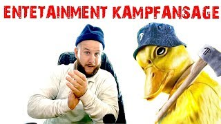 ENTETAINMENT - KAMPFANSAGE I JBB 2018 I Live - REACTION + ANALYSE