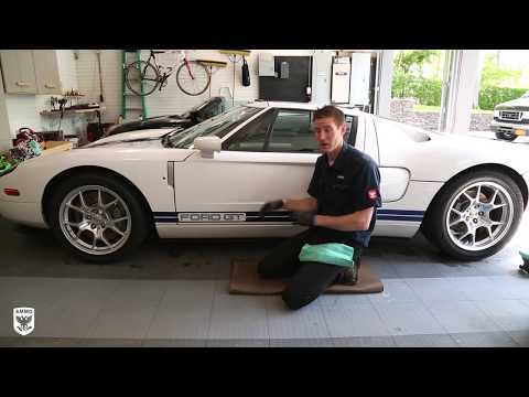 Ford GT: How to Restore White Paint