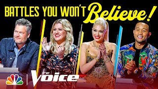 Battle Pairings Revealed! Your Fave Blind Auditions Are Going Head-to-Head - The Voice Battles 2019