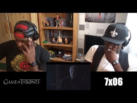 Game Of Thrones 7x06 Beyond Wall Part 2 Live Reaction