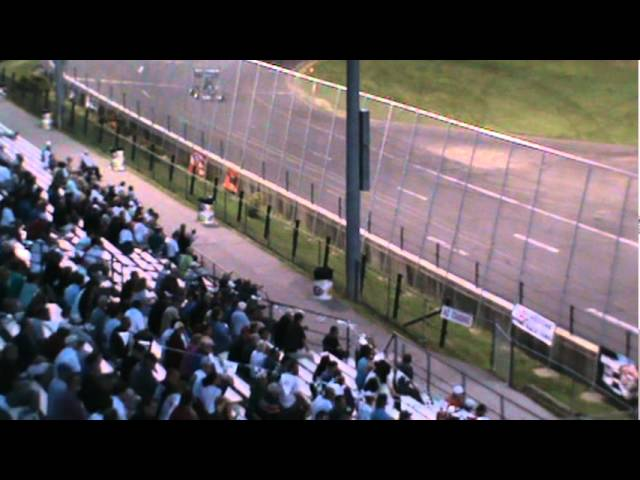 ISMA Xtreme Tuesday Stafford Motor Speedway 06.28.11 Feature pt 1