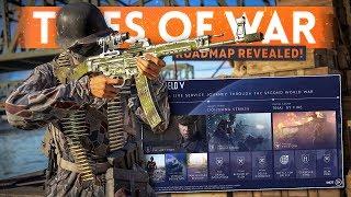 TIDES OF WAR ROADMAP REVEALED! - Battlefield 5 Post-Launch Content (Maps, Weapons & Firestorm BR)