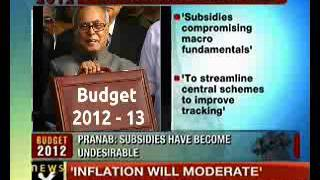 Budget 2012_ Food security bill to be implemented - NewsX