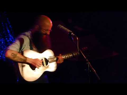 William Fitzsimmons - Fortune new song - live at Atomic CafГ Munich 2013-12-07