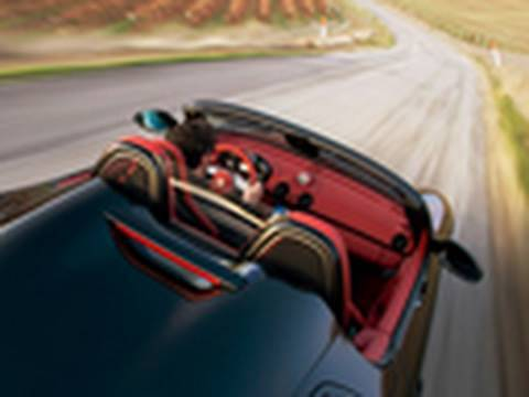 2011 Porsche Boxster Spyder Road Test Video Video