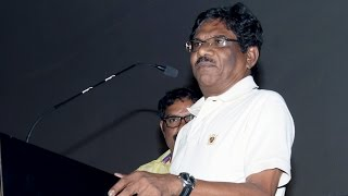 Bharathiraja at Mosakkutty Audio Launch