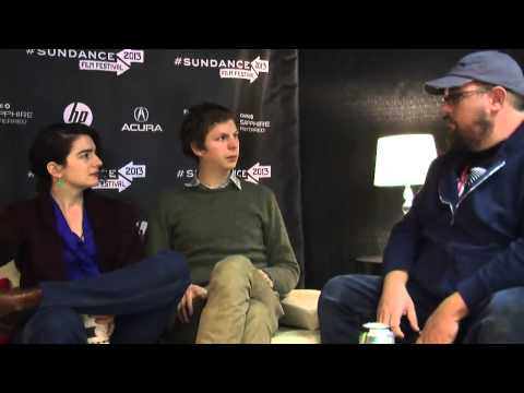 Crystal Fairy and The Magic Cactus - Interview with Michael Cera and Gaby Hoffman