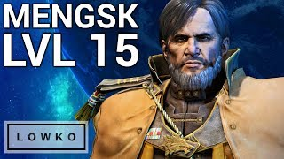 StarCraft 2: MENGSK LEVELING TO 15!