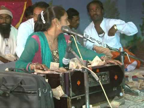 Bhajan Sonal Kunatiya And Ramdas Gondaliya At Wananer video