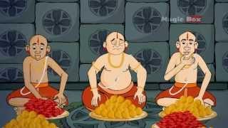 Samayalkaaranin Kavalai Paramartha Guru In Tamil AnimationCartoon Stories For Kids