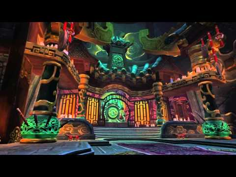 Mists of Pandaria Dungeon Preview: Temple of the Jade Serpent