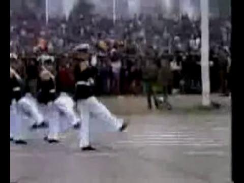 banda de guerra de infanteria de marina 1994