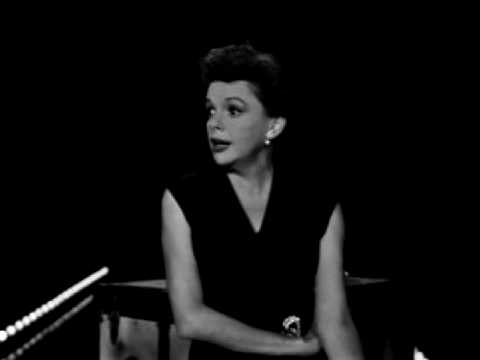 Who Cares? - Judy Garland Show