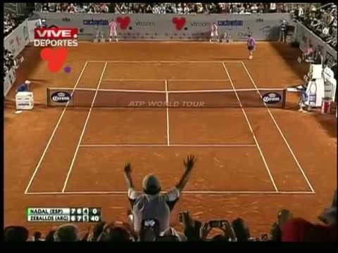★ Rafael Nadal Fourth Match in 2013 HD [FINAL] Chile OPen