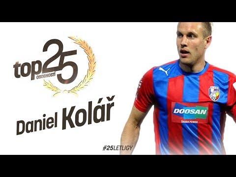 TOP 25 osobností: Daniel Kolář