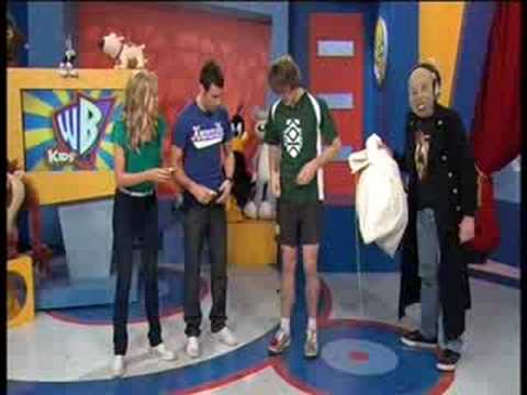 Footbag on Channel 9's Kids WB