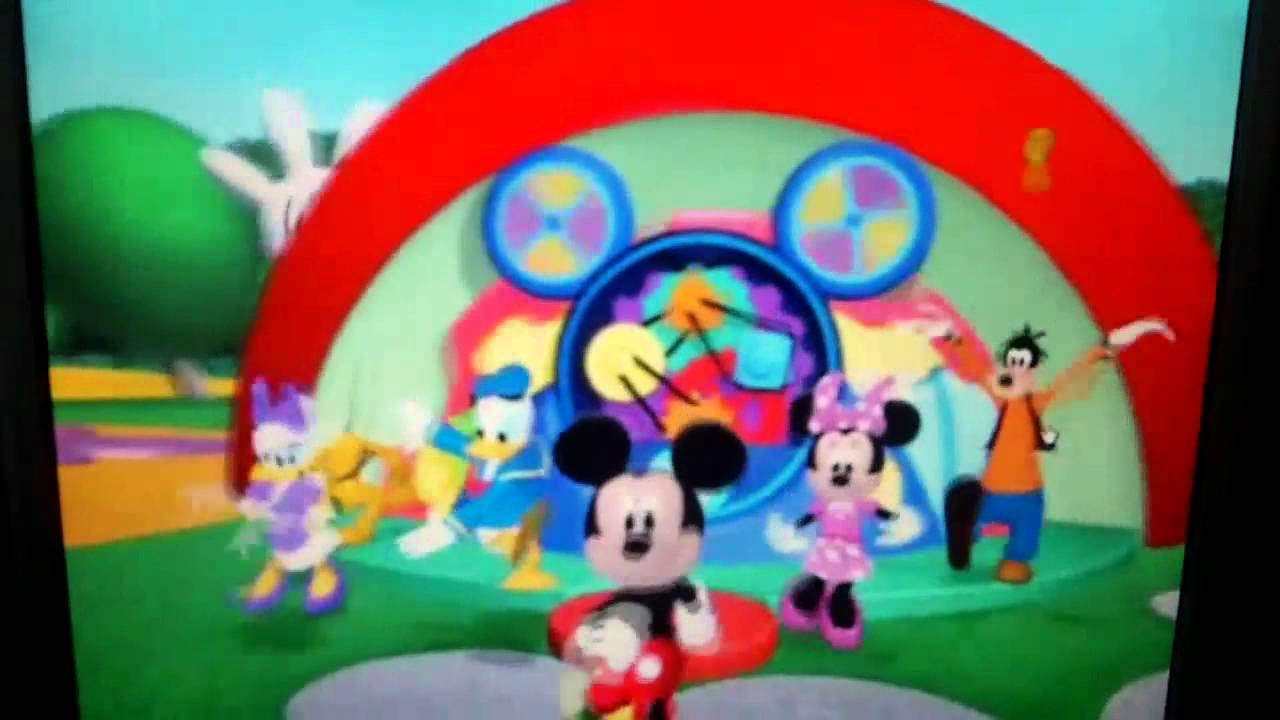 Youtube Mickey Mouse Hot Dog Song