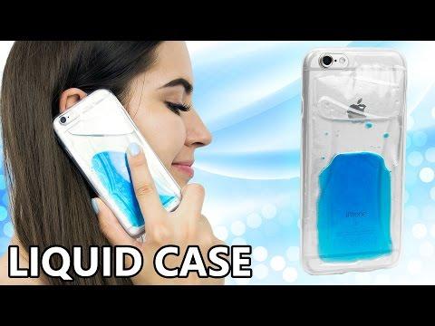 Jak Zrobić Etui Liquid Na Telefon? Czyli Wodny Case DIY Zrób To Sam!