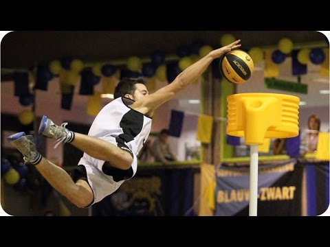 FACE TEAM - IKF EUROPE CUP 2013 - ACROBATIC KORFBALL SHOW