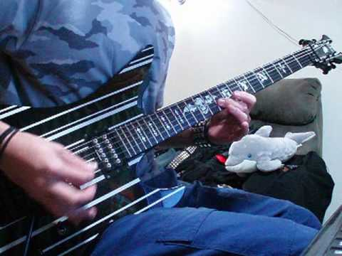 Narcisista Por Excelencia Guitar Cover video