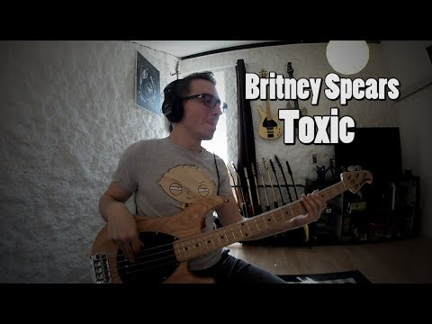 Britney Spears - Toxic [(April Fools Day) Bass Cover]