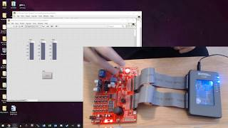 WSR Sensor & Motor Training Bundle -  3-Color LED PWM Project
