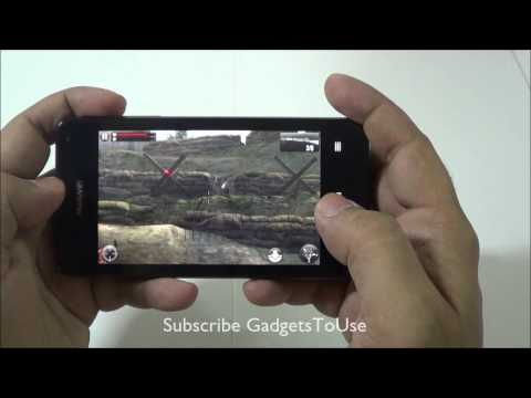 Huawei Ascend Y300 Benchmark and Gaming Performance Review