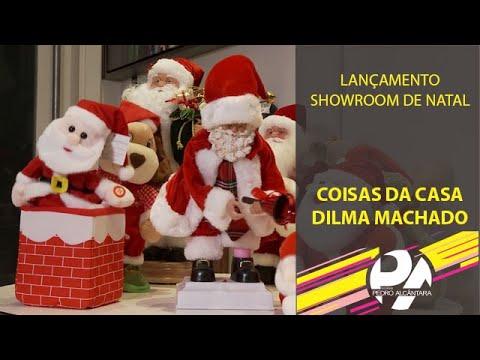Lançamento Showroom de Natal Coisas da Casa