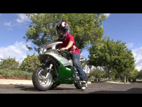 Pocketbike, Mini Bike, Minibike - R32 110cc Superbike