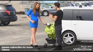TOP 3 kissing prank (EXTREME) Pregnant Edition 2016 ganna sexual