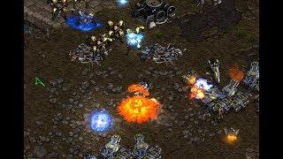 EPIC - Bisu (P) v Smile (T) on Fighting Spirit  - StarCraft  - Brood War REMASTERED