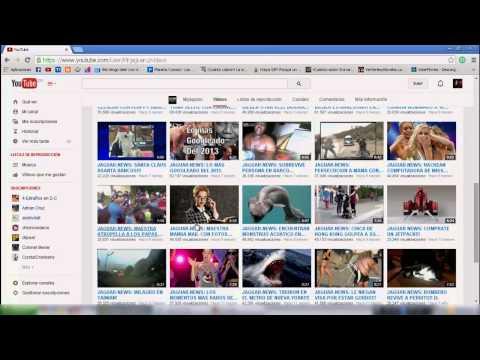 12 Canales de YouTube Recomendados