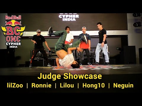 JUDGE SHOWCASE - Lilou, Ronnie, lilzoo, Neguin, Hong10 - Red Bull BC One All Star