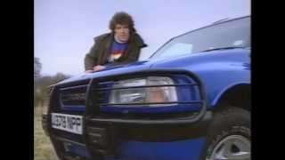 Old Top Gear - Vauxhall Frontera