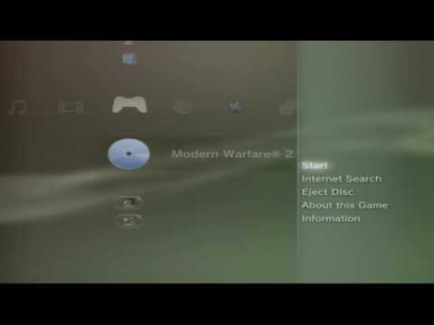 Modern Warfare 2 (MW2): PS3 10th Prestige Hack Tutorial