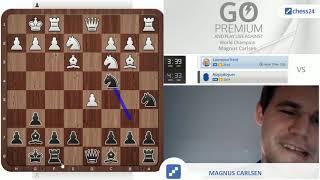 Magnus Carlsen vs. Lawrence Trent: A trash-talk masterpiece