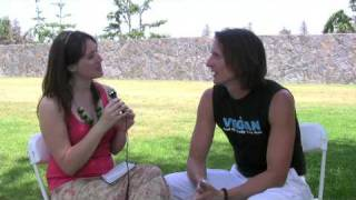 Eco-Vegan Gal interviews Shaun Monson, director of Earthlings & Unity: Part 2