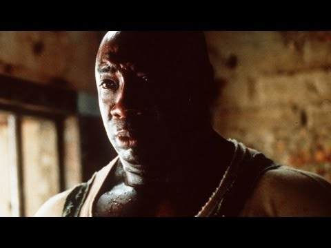 2000: Michael Clarke Duncan on size