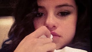 Selena Gomez Has A Crying Meltdown Over Justin Bieber